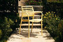 Кресло Tilia Louise XL серый цемент, фото 3