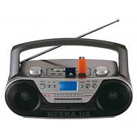 Портативный радиоприемник колонка бумбокс SONIKA SA-2821USB
