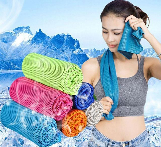 Охлаждающее Полотенце GOOLING TOWEL