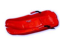 Санки пластиковые с тормозом Plastkon Turbo Jet