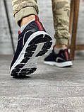 Кросівки чоловічі 10362, BaaS Ploa Running, темно-сині, [ 41 43 44 45 46 ] р. 41-26,2 див., фото 5