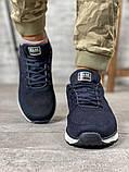 Кросівки чоловічі 10362, BaaS Ploa Running, темно-сині, [ 41 43 44 45 46 ] р. 41-26,2 див., фото 8