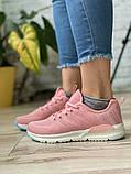 Кросівки жіночі 10425, BaaS Ploa, рожеві, [ 36 37 38 39 40 41 ] р. 36-22,8 див., фото 3