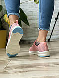 Кросівки жіночі 10425, BaaS Ploa, рожеві, [ 36 37 38 39 40 41 ] р. 36-22,8 див., фото 5