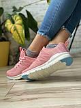 Кросівки жіночі 10425, BaaS Ploa, рожеві, [ 36 37 38 39 40 41 ] р. 36-22,8 див., фото 6