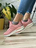 Кросівки жіночі 10425, BaaS Ploa, рожеві, [ 36 37 38 39 40 41 ] р. 36-22,8 див., фото 7