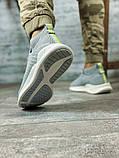 Кросівки чоловічі 10473, BaaS BS-X, сірі, [ 41 42 44 45 ] р. 41-26,5 див., фото 5