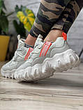 Кросівки жіночі 10522, BaaS Cushion, білі, [ 36 37 38 39 ] р. 36-22,5 див., фото 6
