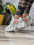 Кросівки жіночі 10522, BaaS Cushion, білі, [ 36 37 38 39 ] р. 36-22,5 див., фото 7
