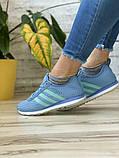 Кроссовки женские 13417, Adidas Lite, фиолетовые [ 37 38 40 ] р.(37-23,1см), фото 8