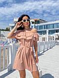 Жіноче літнє плаття Супер софт Розмір 42 44 46 48 Різні кольори, фото 3