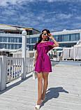 Жіноче літнє плаття Супер софт Розмір 42 44 46 48 Різні кольори, фото 6