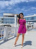Жіноче літнє плаття Супер софт Розмір 42 44 46 48 Різні кольори, фото 4