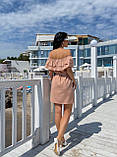 Жіноче літнє плаття Супер софт Розмір 42 44 46 48 Різні кольори, фото 7