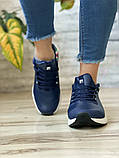 Кроссовки женские 14552, Fila Wade Running, синие [ 37 38 39 40 ] р.(37-22,5см), фото 6