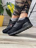 Кросівки жіночі 15642, Fila, чорні, [ 36 37 38 39 41 ] р. 36-23,0 див., фото 6