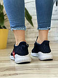 Кросівки жіночі 15654, Adidas AlphaBounce Instinct, темно-сині, [ 36 38 ] р. 36-22,5 див., фото 4