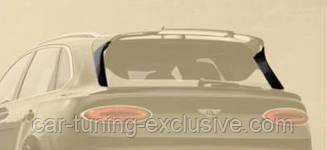 MANSORY roof spoiler extension for Bentley Bentayga
