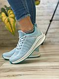 Кросівки жіночі 16504, BaaS Ploa, блакитні, [ 36 37 39 ] р. 36-23,0 див., фото 2
