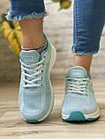 Кросівки жіночі 16504, BaaS Ploa, блакитні, [ 36 37 39 ] р. 36-23,0 див., фото 6