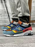 Кросівки чоловічі 16706, New Balance 1500, сині, [ 42 43 ] р. 42-26,5 див., фото 3
