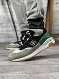 Кросівки чоловічі 16707, New Balance 1500, сірі, [ 41 42 43 45 ] р. 41-26,0 див., фото 2