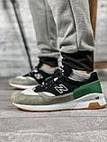 Кросівки чоловічі 16707, New Balance 1500, сірі, [ 41 42 43 45 ] р. 41-26,0 див., фото 3