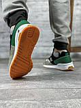 Кросівки чоловічі 16707, New Balance 1500, сірі, [ 41 42 43 45 ] р. 41-26,0 див., фото 5