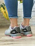 Кроссовки женские 16914, Adidas Marathon Tn, серые [ 36 38 ] р.(36-22,7см), фото 4