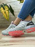 Кроссовки женские 16914, Adidas Marathon Tn, серые [ 36 38 ] р.(36-22,7см), фото 7