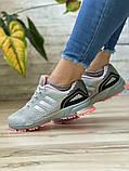 Кроссовки женские 16914, Adidas Marathon Tn, серые [ 36 38 ] р.(36-22,7см), фото 8
