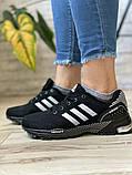 Кросівки жіночі 16917, Adidas Marathon Tn, чорні, [ 36 38 ] р. 36-22,7 див., фото 3