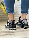 Кросівки жіночі 16917, Adidas Marathon Tn, чорні, [ 36 38 ] р. 36-22,7 див., фото 4