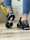 Кросівки жіночі 16917, Adidas Marathon Tn, чорні, [ 36 38 ] р. 36-22,7 див., фото 5