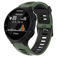 Cменный силиконовый ремешок для часов Garmin Forerunner 735XT 735/220/230/620/630