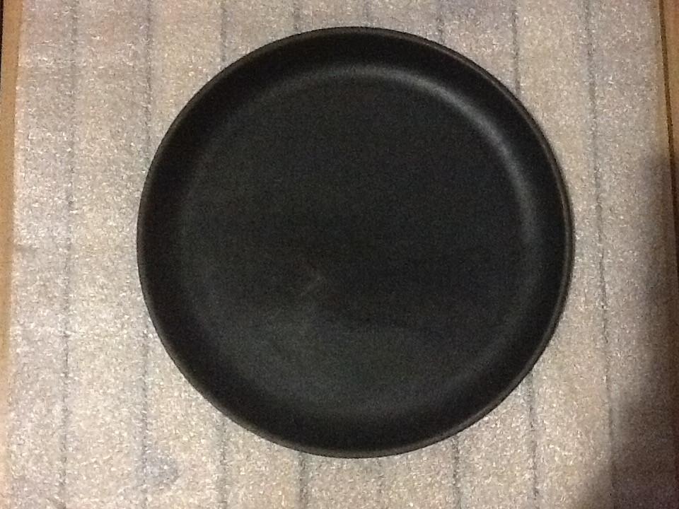 Сковородка чугунная 240х 20мм для пиццы