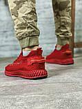 Кросівки чоловічі 17283, Navigator 5G-Hwei, червоні, [ 41 43 44 45 46 ] р. 41-25,3 див., фото 4