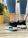 Кросівки жіночі 17331, Joyride Run, чорні, [ 36 38 39 ] р. 36-23,0 див., фото 4