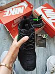 Жіночі кросівки Nike Air Zoom Spiridon Caged Stussy (чорні) кроси в сіточку 671GL, фото 2