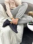 Женские кроссовки Adidas Yeezy Boost 350 Black (черные) YE012 летние повседневные кроссы, фото 8