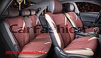 Накидки на сидіння CarFashion Модель: STING PLUS комплект на всі сидіння, фото 1