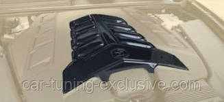 MANSORY engine cover for Bentley Bentayga