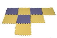 Модульное напольное покрытие для помещений. Татами 1.4 кв.м. 6 шт. Newt