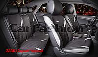 Накидки на сидения CarFashion Модель: STING PLUS комплект на все сидения, фото 1