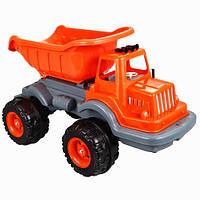 Грузовик игрушечный Рокдамп с рычагом для управления кузовом PILSAN