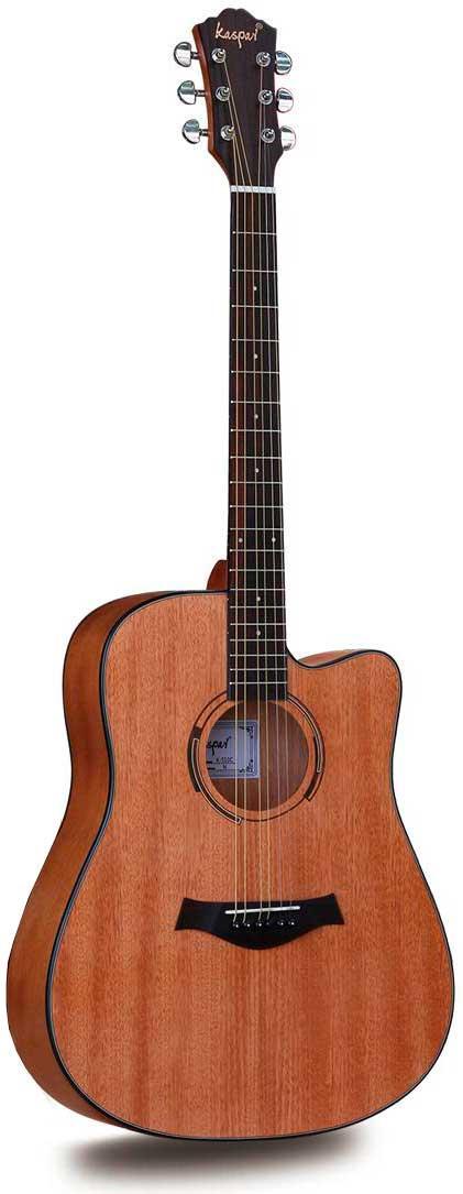 Акустическая гитара Kaspar K510C N