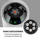 Зволожувач повітря/охолоджувач/ кліматизатор/зволожувач Klarstein чорний новий, фото 3