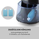 Зволожувач повітря/охолоджувач/ кліматизатор/зволожувач Klarstein чорний новий, фото 4