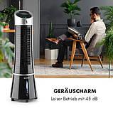 Зволожувач повітря/охолоджувач/ кліматизатор/зволожувач Klarstein чорний новий, фото 6
