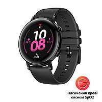Смарт-часы Huawei Watch GT 2 42mm Night Black Sport Edition (Diana-B19S) SpO2 (55025064)